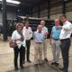 Rotary Lisse Bollenstreek bedrijfsbezoek